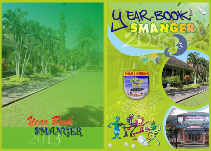 Years Book SMAN 1 Gerung 2013